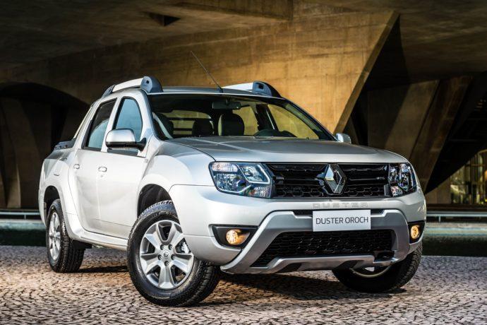 Renault Lanzara En Argentina Una Oroch 4x4 Maquinac