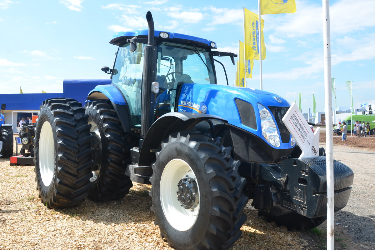 Tractor New Holland T7 260 - Maquinac