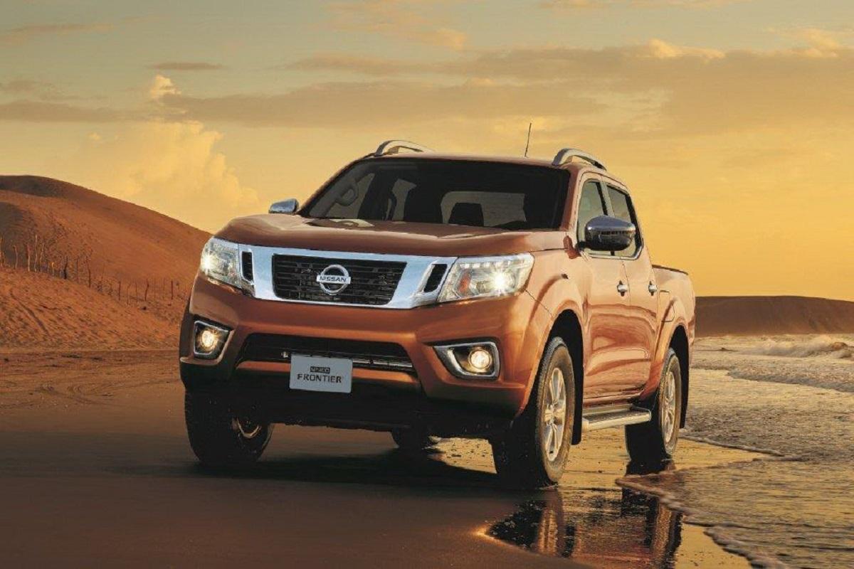 Pick Up Nissan Frontier Platinum on Nissan Frontier
