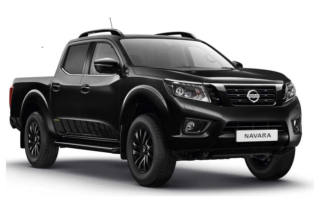 Nissan mostró en Europa a la Frontier N-Guard - Maquinac