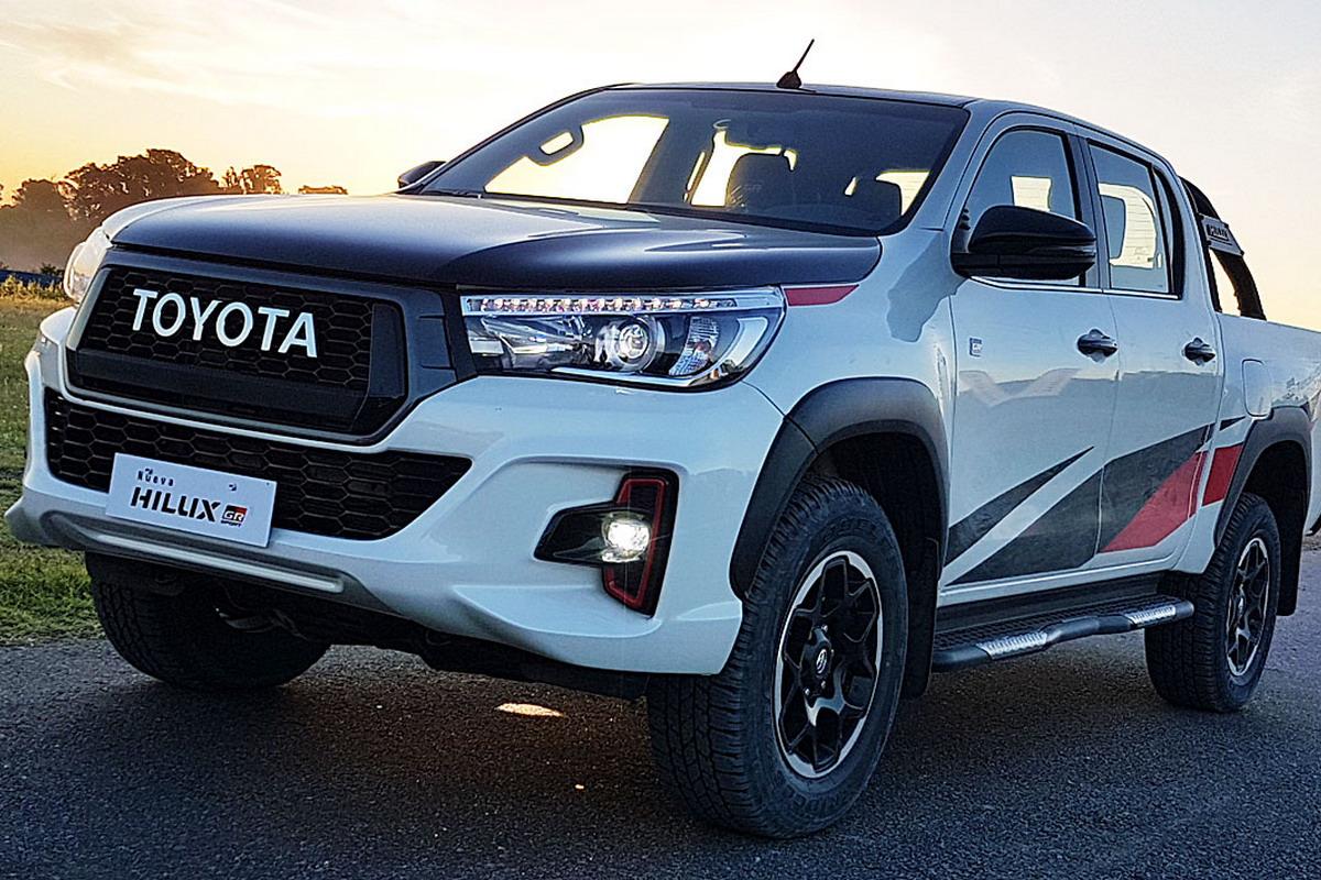 Toyota mostró las versiones deportivas Gazoo Racing de la ...