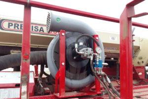 Turbina de siembra TIM Argentina