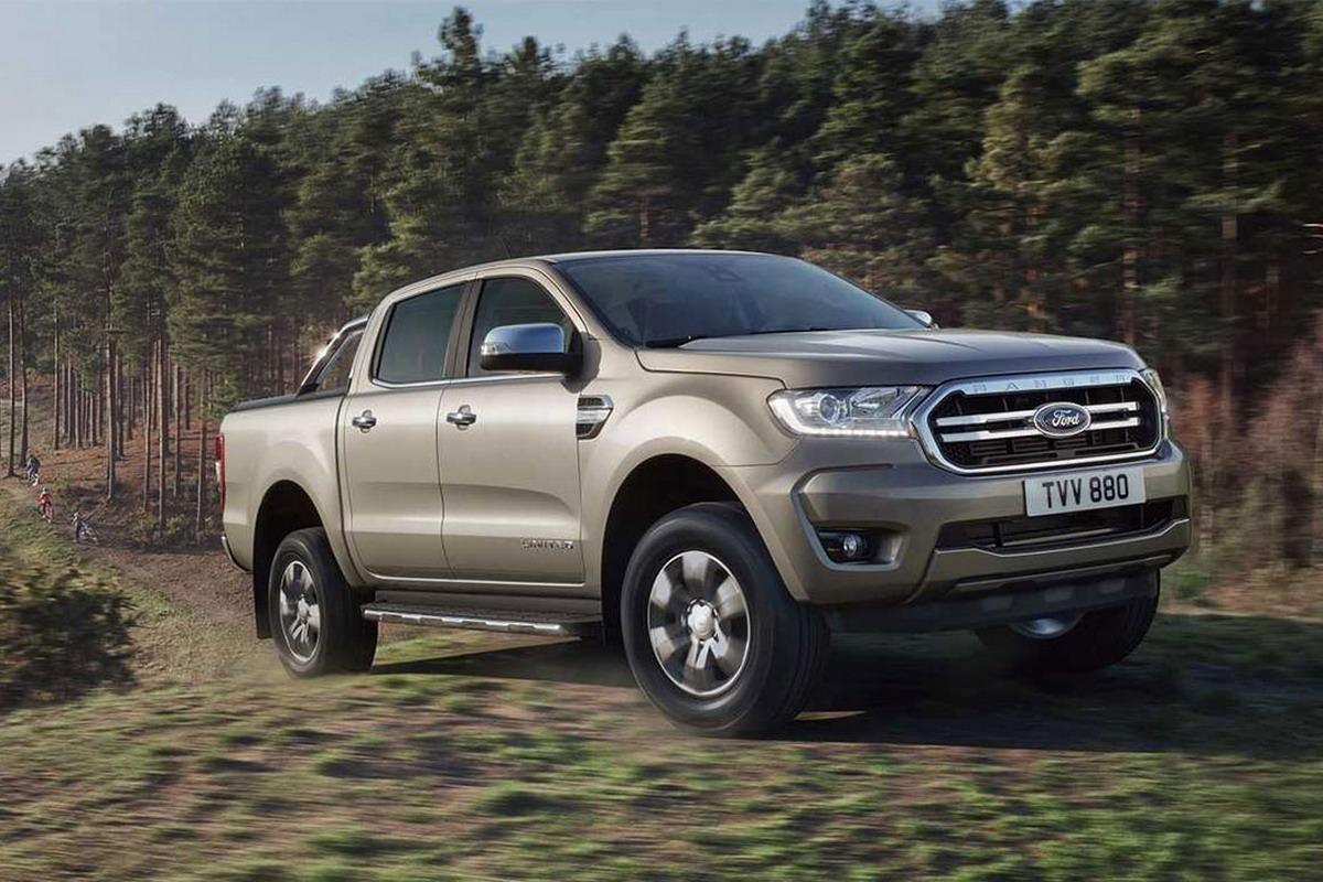 Ford anticipó en Europa el restyling de la Ranger - Maquinac