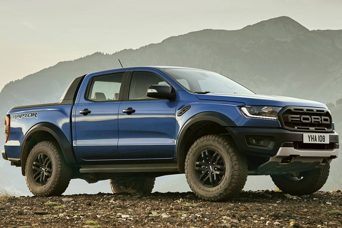 Ford Publico El Precio Y Los Colores De La Ranger Raptor Para Argentina Maquinac