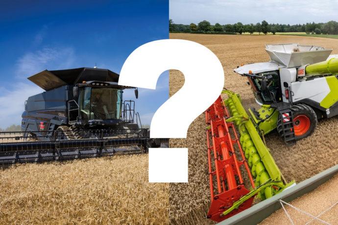 ¿Cuál es la cosechadora más potente del mundo?